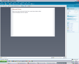 Microsoft Writer