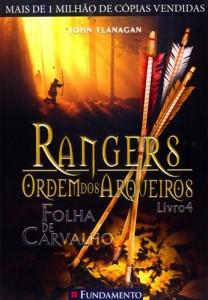 Rangers - Ordem dos Arqueiros - Livro 04 - Folha de Carvalho