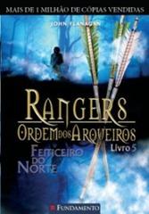 Capa do livro Rangers - Feiticeiro do Norte