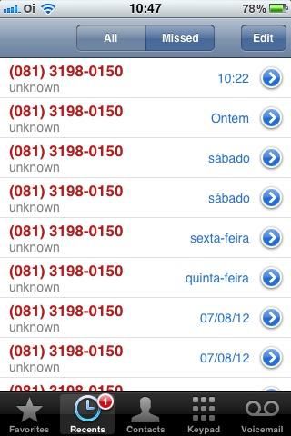 Telefone (081) 3198-0150