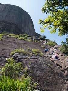 Caminhada Pedra da Gávea - Carrasqueira