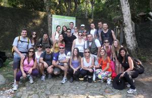 Caminha Pedra da Gávea - Grupo