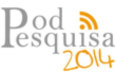 Logo da PodPesquisa 2014