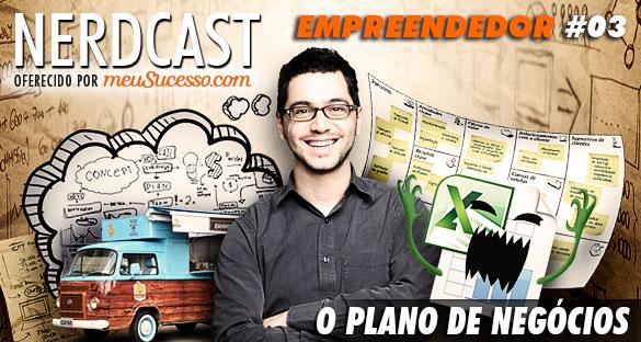 Nerdcast - O Plano de Negócios
